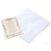 Mother Embroidered Handkerchief
