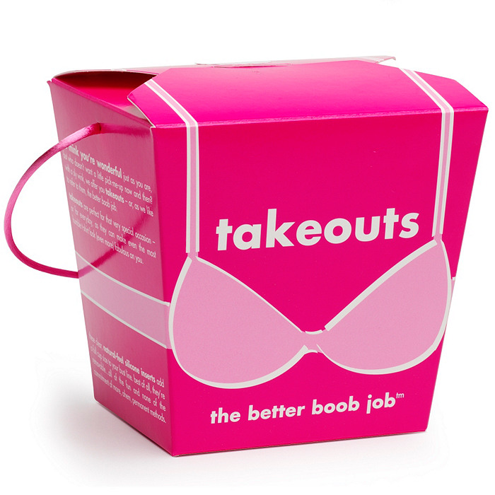 Takeouts - The Better Boob Job