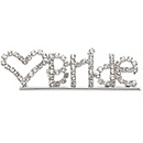 Bride Rhinestone Pin