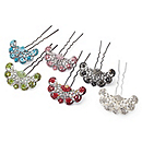 Crystal Deco Hairpin