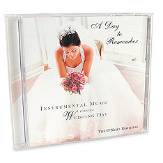 A Day to Remember - Instrumental Music for Weddings (Volume 1)