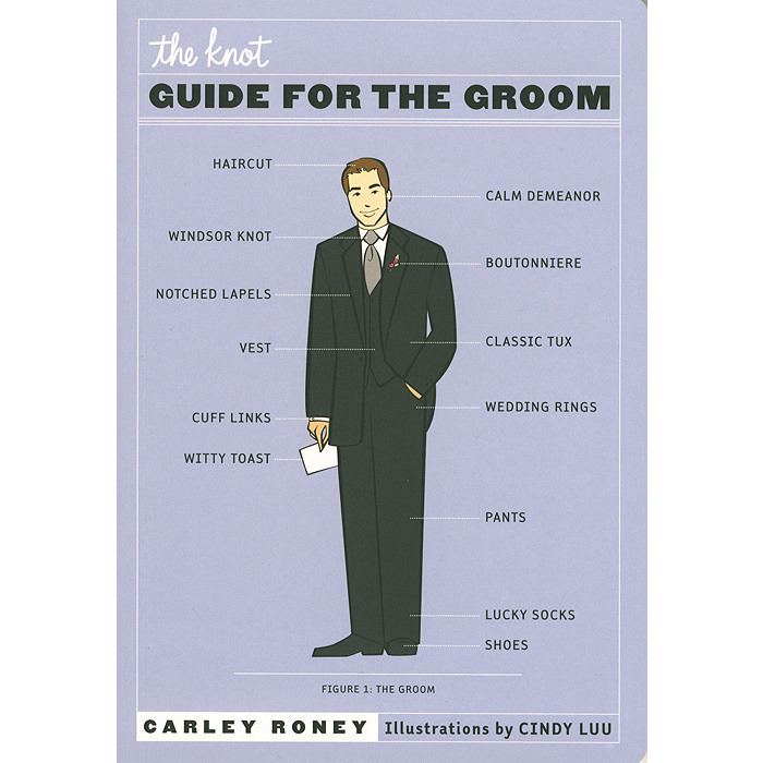The Knot Guide for the Groom