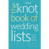 The Knot Book of Wedding Lists