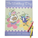 Wedding Day Activity Book