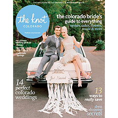 The Knot Colorado Weddings Magazine