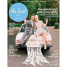 The Knot Ohio Weddings Magazine