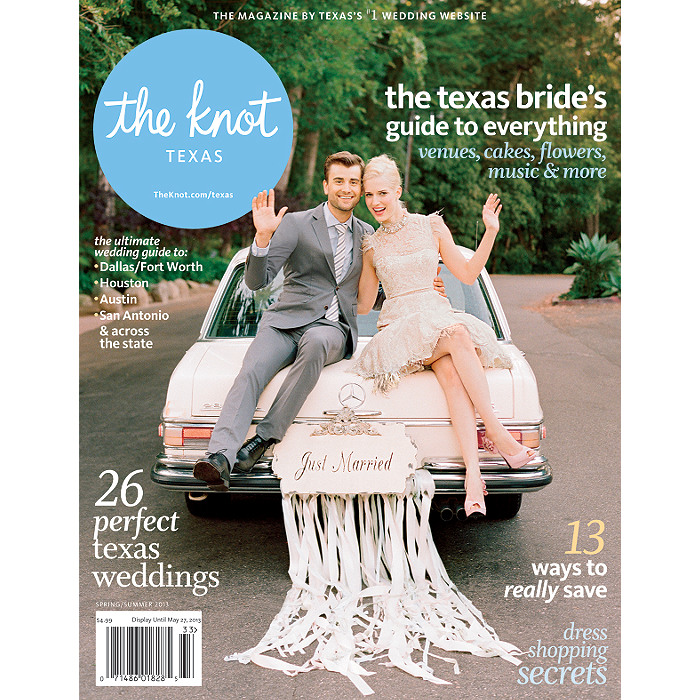 The Knot Texas Weddings Magazine