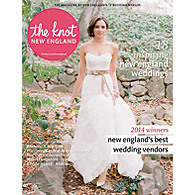 The Knot New England Weddings Magazine