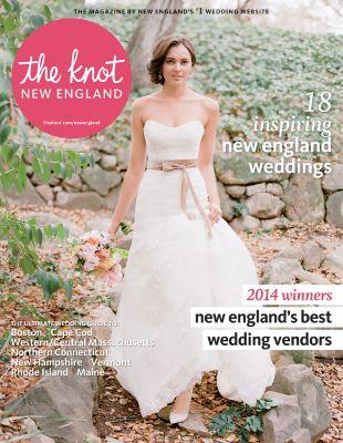 The Knot New England Weddings Magazine