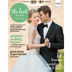 The Knot Boston Weddings Magazine