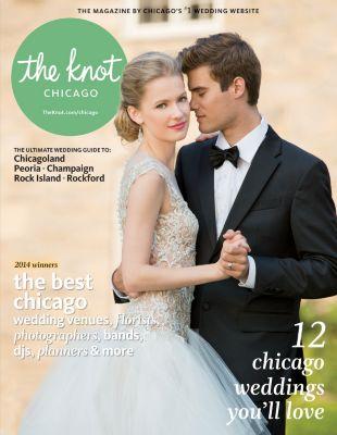 The Knot Chicago Weddings Magazine