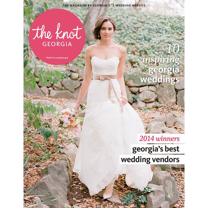 The Knot Georgia Weddings Magazine