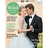 The Knot Michigan Weddings Magazine