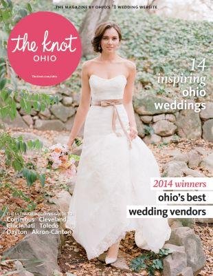 The Knot Ohio Weddings Magazine