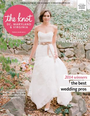 The Knot DC-Maryland-Virginia Weddings Magazine