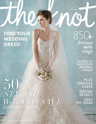 THE KNOT Magazine -- Spring 2014