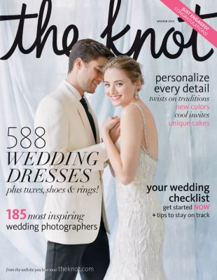 THE KNOT Magazine -- Winter 2014