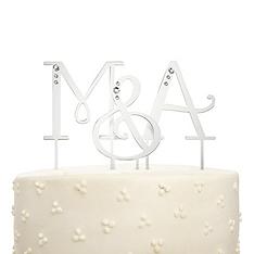swarovski cake toppers