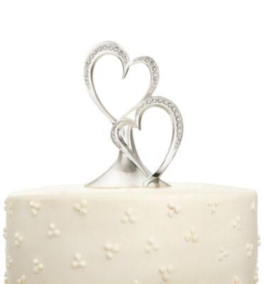 Sparkling Love Cake Topper