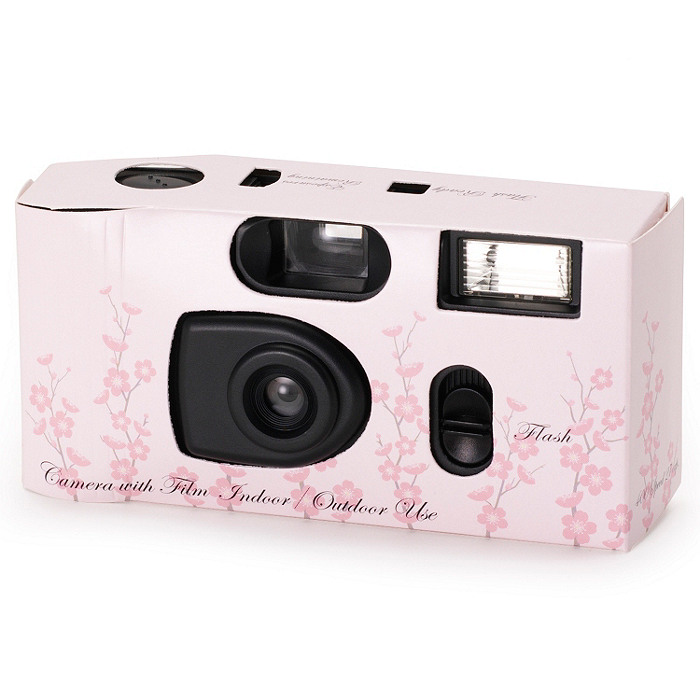 Cherry Blossom Camera