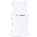 Personalized Mrs. Ribbed Tank