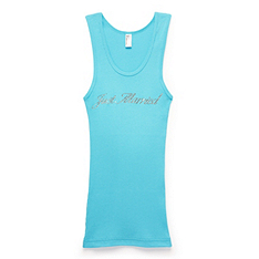 Crystal Just Married Tank