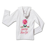Perfectly Picked Flower Girl Hoodie
