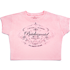 Bridesmaid Vintage Tee