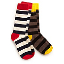 Striped Men's Socks