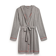 Saturday Hooded Lounge Robe