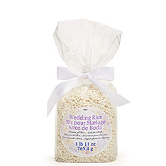 Designer Heart Wedding Rice