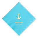 Personalized Napkins - BEVERAGE (Anchor)