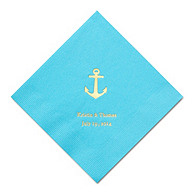 Personalized Napkins - DINNER (Anchor)