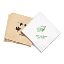 Personalized Eco-Friendly Napkins - BEVERAGE