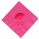Personalized Napkins - BEVERAGE (Fan)