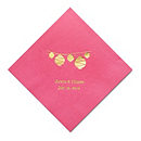 Personalized Napkins - BEVERAGE (Lanterns)