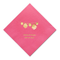 Personalized Napkins - DINNER (Lanterns)