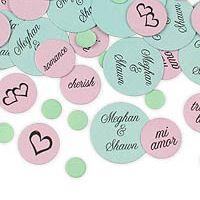 Personalized Confetti
