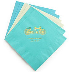 Personalized Napkins - LUNCHEON