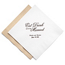 Personalized Eco-Friendly Napkins - LUNCHEON