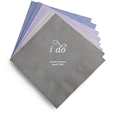 Personalized Napkins - DINNER