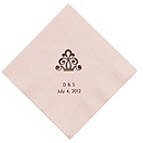 Personalized Napkins - DINNER (Regal)