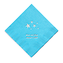 Personalized Napkins - DINNER (Stars)