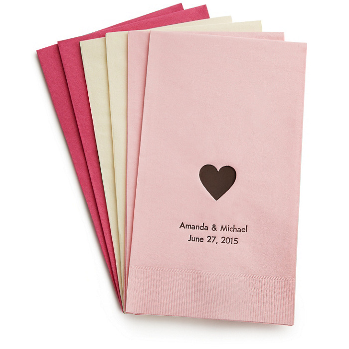 Personalized Napkins - Guest Towel