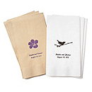 Personalized Eco-Friendly Napkins - GUEST TOWEL