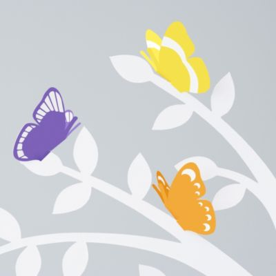 Wishing Tree Accent - Butterfly