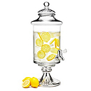 Large Glass Infusion Jar