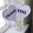 Thank You Photo Prop Set