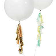 Giant Tassle Balloon