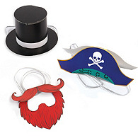 Awesome Party Hats & Props